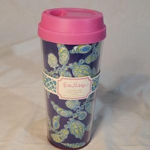 Lilly Pulitzer Thermal Travel Mug